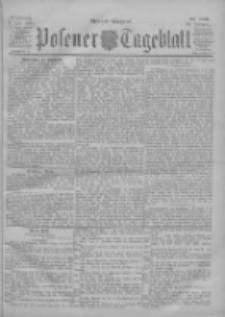 Posener Tageblatt 1900.07.04 Jg.39 Nr306