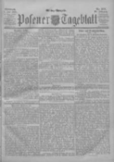 Posener Tageblatt 1900.07.04 Jg.39 Nr307