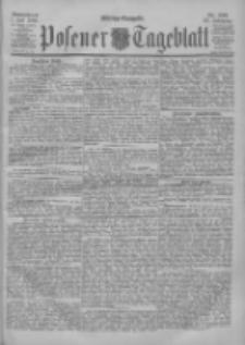 Posener Tageblatt 1900.07.07 Jg.39 Nr313