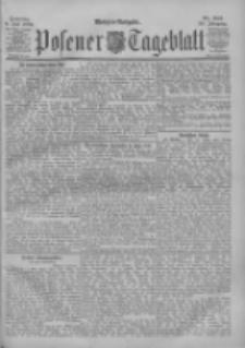 Posener Tageblatt 1900.07.08 Jg.39 Nr314