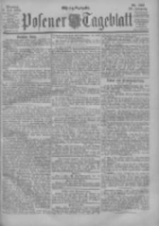 Posener Tageblatt 1900.07.09 Jg.39 Nr315