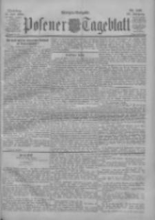 Posener Tageblatt 1900.07.10 Jg.39 Nr316