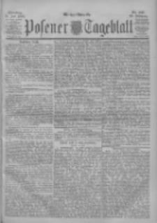 Posener Tageblatt 1900.07.10 Jg.39 Nr317