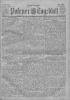 Posener Tageblatt 1900.07.11 Jg.39 Nr319