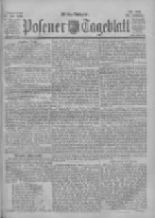 Posener Tageblatt 1900.07.12 Jg.39 Nr321