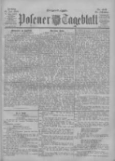 Posener Tageblatt 1900.07.13 Jg.39 Nr322