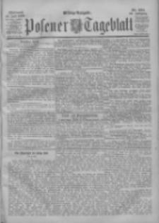Posener Tageblatt 1900.07.18 Jg.39 Nr331