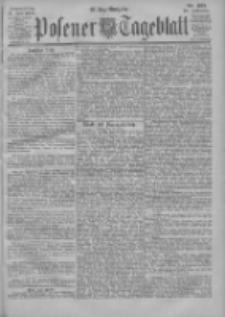 Posener Tageblatt 1900.07.19 Jg.39 Nr333