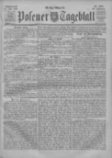 Posener Tageblatt 1900.07.21 Jg.39 Nr337