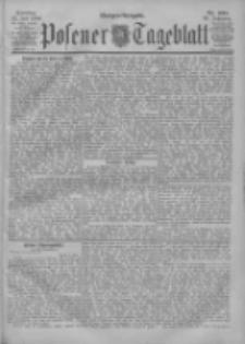 Posener Tageblatt 1900.07.22 Jg.39 Nr338