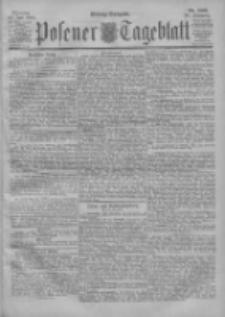 Posener Tageblatt 1900.07.23 Jg.39 Nr339