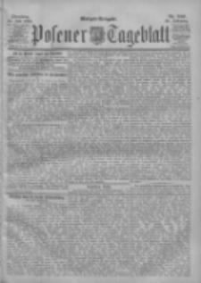 Posener Tageblatt 1900.07.24 Jg.39 Nr340