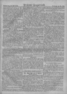 Posener Tageblatt 1900.07.26 Jg.39 Nr344