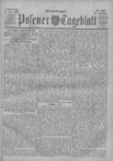 Posener Tageblatt 1900.07.26 Jg.39 Nr345