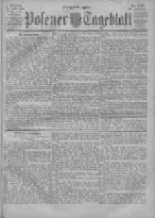 Posener Tageblatt 1900.07.27 Jg.39 Nr346
