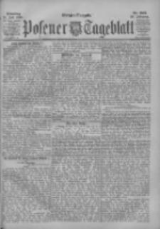 Posener Tageblatt 1900.07.31 Jg.39 Nr352
