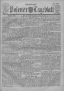 Posener Tageblatt 1900.07.31 Jg.39 Nr353