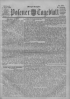 Posener Tageblatt 1900.08.01 Jg.39 Nr354