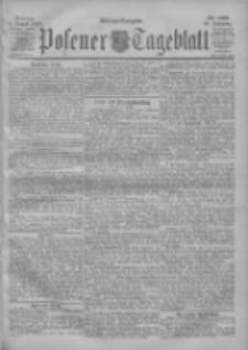 Posener Tageblatt 1900.08.06 Jg.39 Nr363