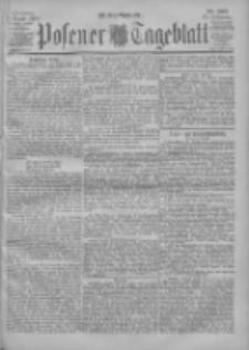 Posener Tageblatt 1900.08.07 Jg.39 Nr365