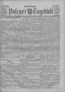 Posener Tageblatt 1900.08.08 Jg.39 Nr366