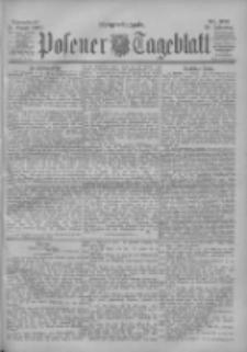 Posener Tageblatt 1900.08.11 Jg.39 Nr372