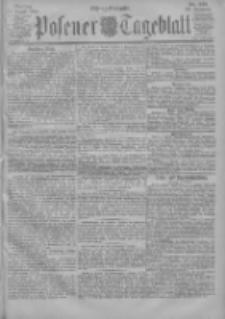Posener Tageblatt 1900.08.13 Jg.39 Nr375