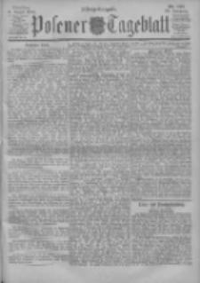Posener Tageblatt 1900.08.14 Jg.39 Nr377