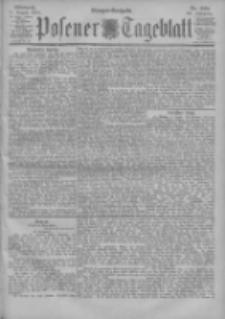 Posener Tageblatt 1900.08.15 Jg.39 Nr378