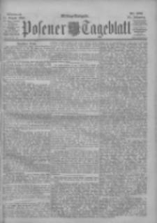 Posener Tageblatt 1900.08.15 Jg.39 Nr379
