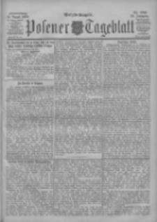 Posener Tageblatt 1900.08.16 Jg.39 Nr380