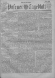Posener Tageblatt 1900.08.17 Jg.39 Nr383