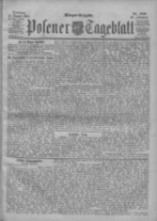 Posener Tageblatt 1900.08.19 Jg.39 Nr386