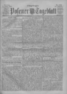 Posener Tageblatt 1900.08.21 Jg.39 Nr389