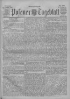 Posener Tageblatt 1900.08.22 Jg.39 Nr391