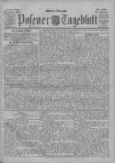 Posener Tageblatt 1900.08.23 Jg.39 Nr392