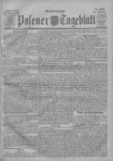 Posener Tageblatt 1900.08.24 Jg.39 Nr393