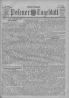 Posener Tageblatt 1900.08.24 Jg.39 Nr394