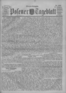 Posener Tageblatt 1900.08.26 Jg.39 Nr398
