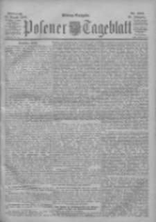 Posener Tageblatt 1900.08.29 Jg.39 Nr403