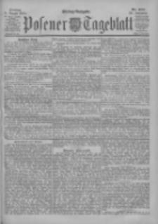 Posener Tageblatt 1900.08.31 Jg.39 Nr407
