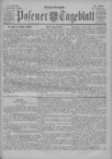 Posener Tageblatt 1900.09.01 Jg.39 Nr408