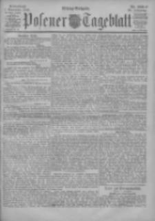 Posener Tageblatt 1900.09.01 Jg.39 Nr409
