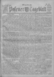Posener Tageblatt 1900.09.03 Jg.39 Nr411