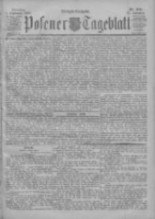 Posener Tageblatt 1900.09.04 Jg.39 Nr412
