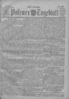 Posener Tageblatt 1900.09.04 Jg.39 Nr413