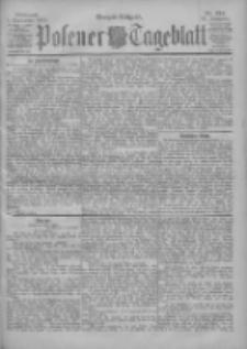 Posener Tageblatt 1900.09.05 Jg.39 Nr414