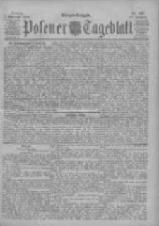Posener Tageblatt 1900.09.07 Jg.39 Nr418