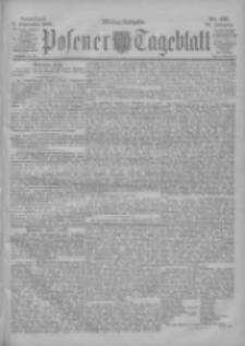 Posener Tageblatt 1900.09.08 Jg.39 Nr421