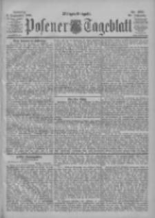 Posener Tageblatt 1900.09.09 Jg.39 Nr422